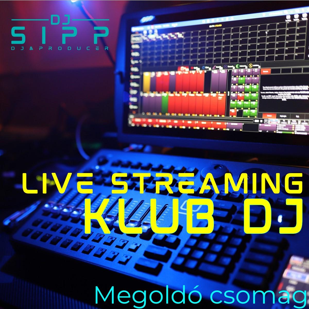 Live Streaming - Klub DJ