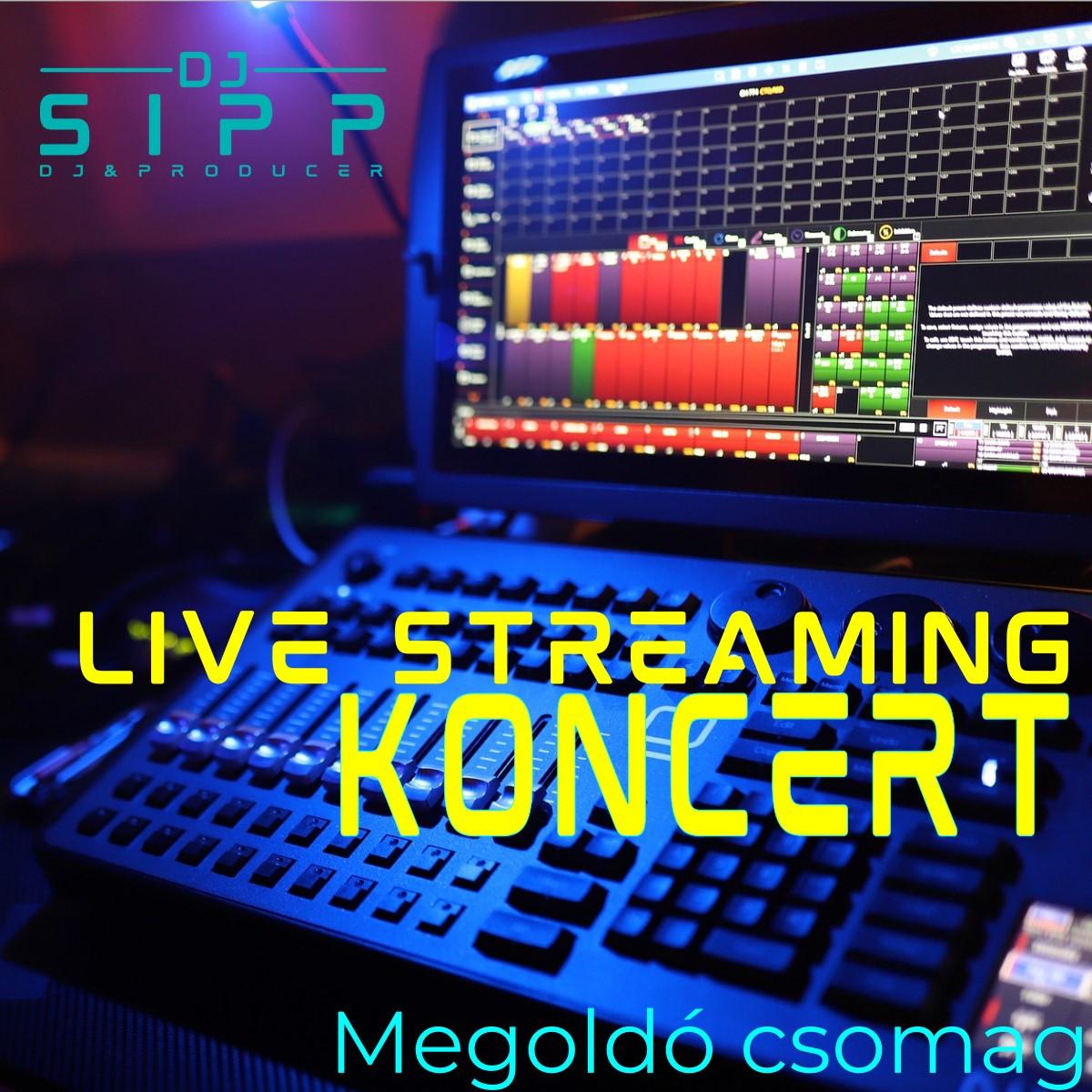 Live Streaming - Koncert