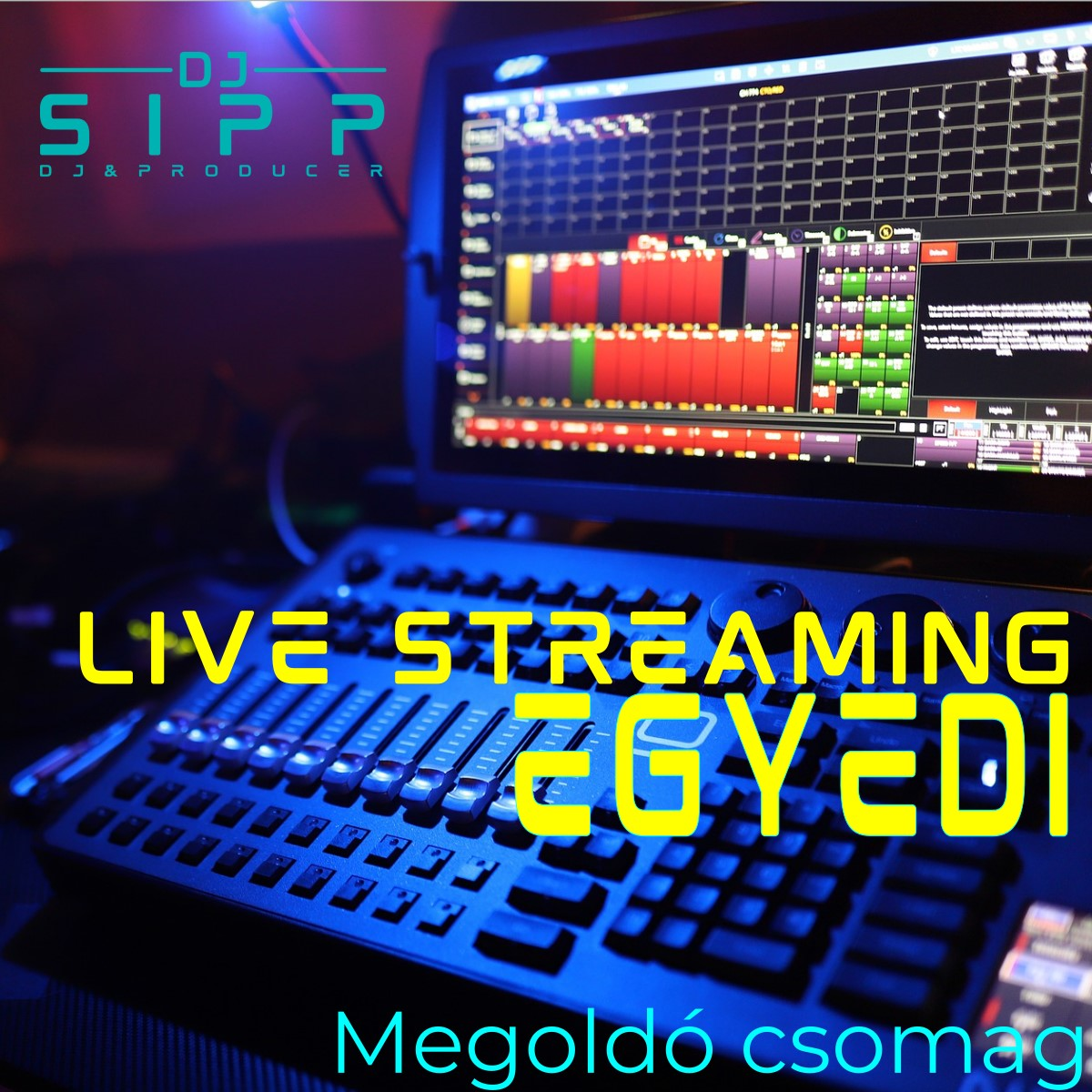 Live Streaming - Egyedi